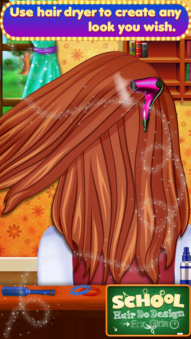 School Hair Do Design screenshot 5