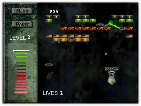 Real Blocks : Space Strike Delta Force screenshot 8