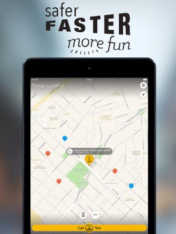 Easy Taxi, a Cabify app screenshot 5