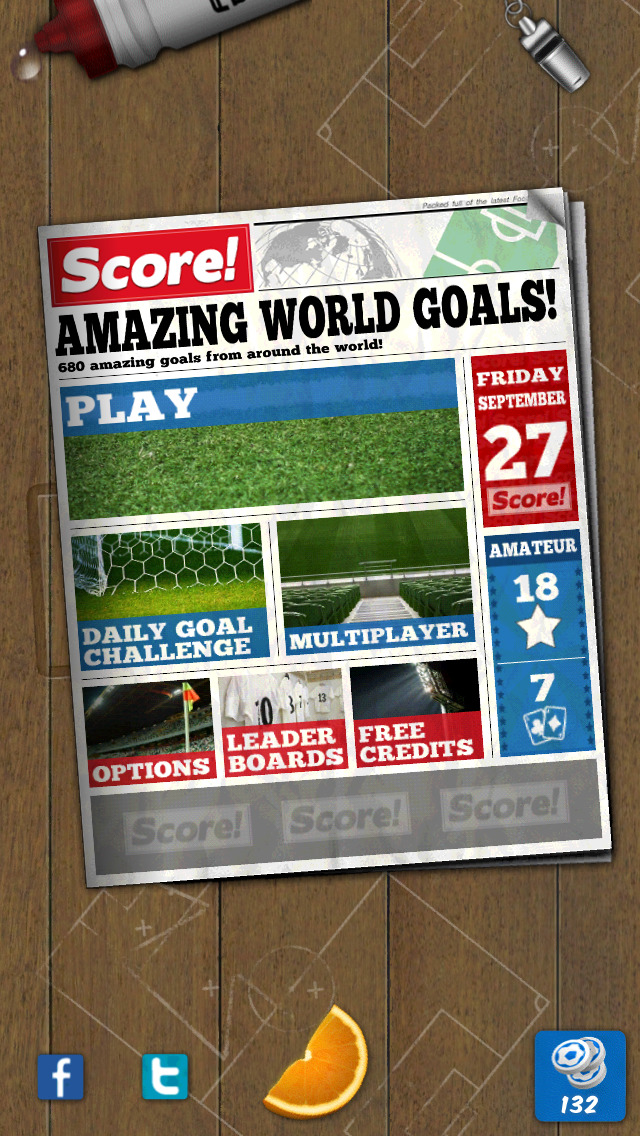Score! World Goals screenshot #3