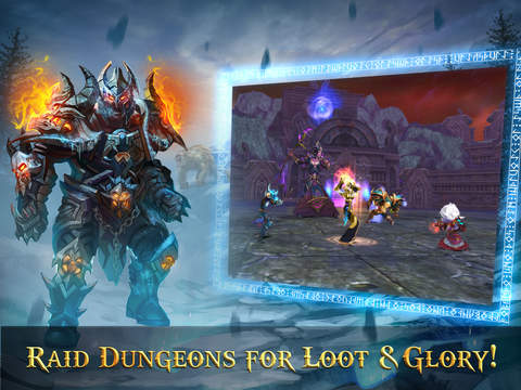 Order & Chaos Online screenshot #3