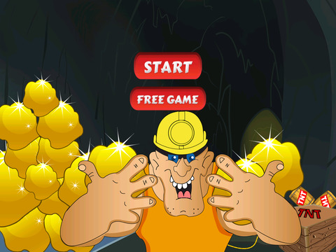 Gold Mining Prospector Game Free screenshot 6