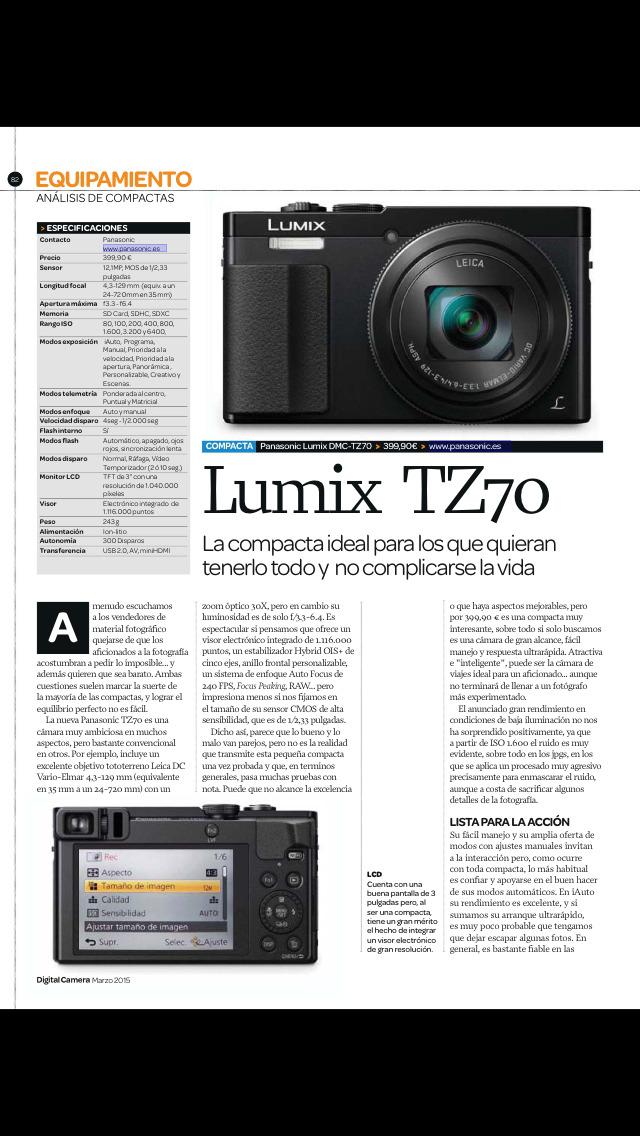 Digital Camera (revista) screenshot 4