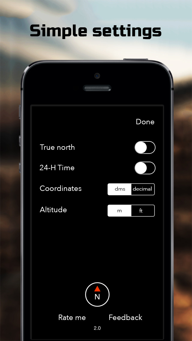 how does iphone compass work heading compass altimeter barometer location 17028