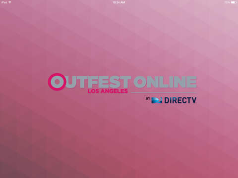 Outfest Online by DIRECTV screenshot 1