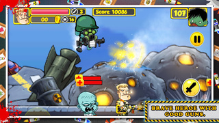 Zombie Shootout screenshot 5