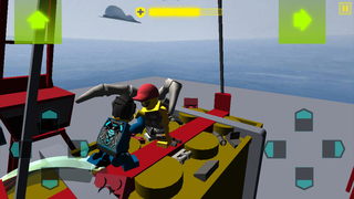 LEGO® ULTRA AGENTS The Antimatter Missions screenshot 5
