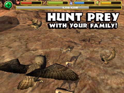 Owl Simulator screenshot 9