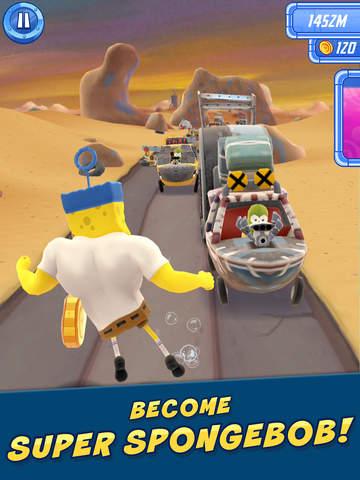 SpongeBob: Sponge on the Run screenshot 8