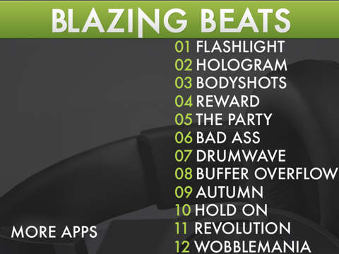 AAA³ Blazing Beats - House Hit Song Maker screenshot 6