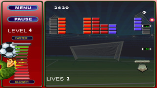 Revolution King Soccer PRO screenshot 3