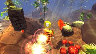 Jungle Rush: Tropical Adventure screenshot 2