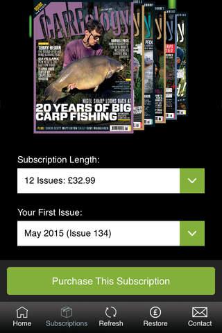 CARPology Magazine For iPhone - náhled