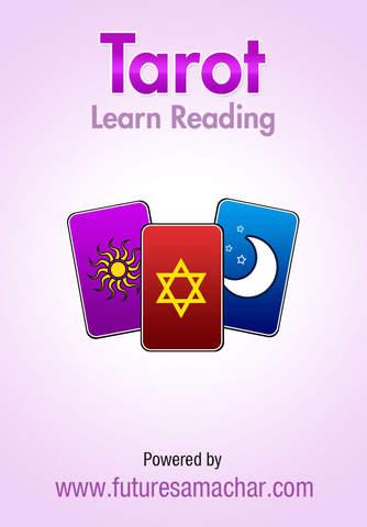 Learn Tarot Reading - náhled