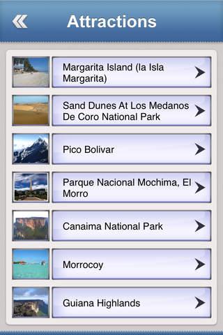 Venezuela Travel Guide - náhled