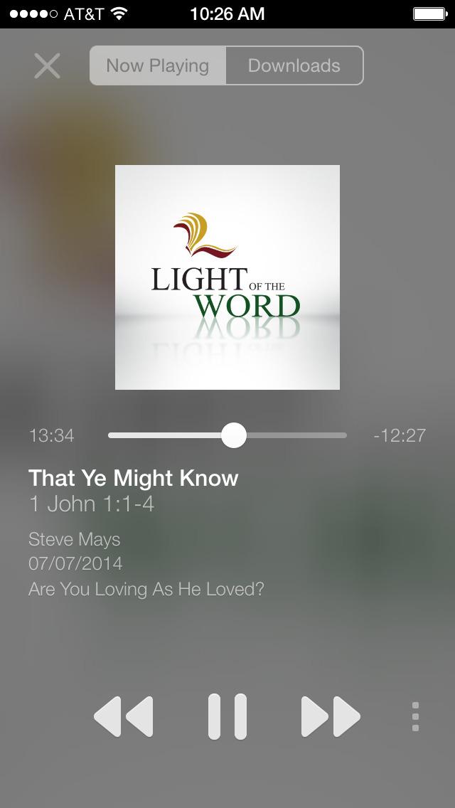 Light of the Word screenshot 2