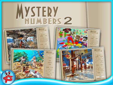Mystery Numbers 2 screenshot 6