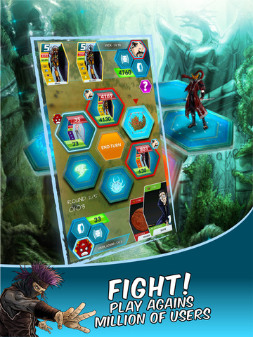 Dengen Chronicles Trading & Collectible Card Game screenshot 6