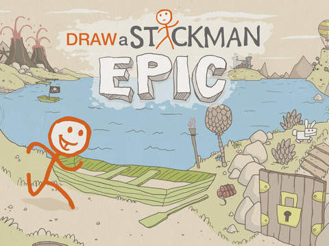 Draw a Stickman: EPIC HD Free - náhled