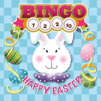 Easter Bingo Match