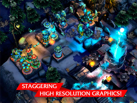 Defenders: Tower Defense Origins screenshot 7