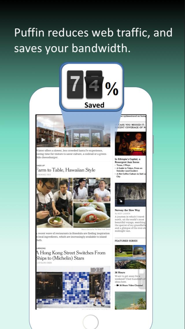 Puffin Web Browser screenshot 3