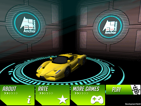 Speed Car 3D Free - náhled