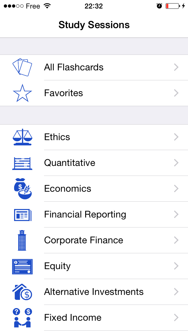 Pass the CFA Level 2 - Flashcards Pro by Finance Academy
