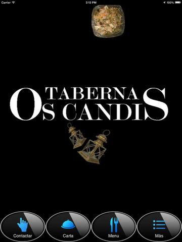TABERNA OS CANDIS - náhled