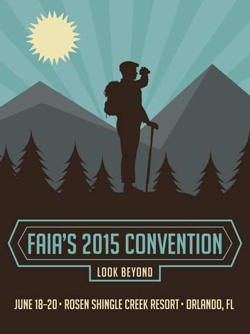 FAIA Convention App screenshot 3