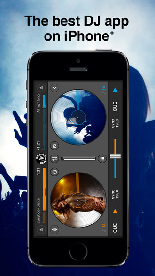 best free music app for iphone cross dj free mix your on the app on itunes 18301