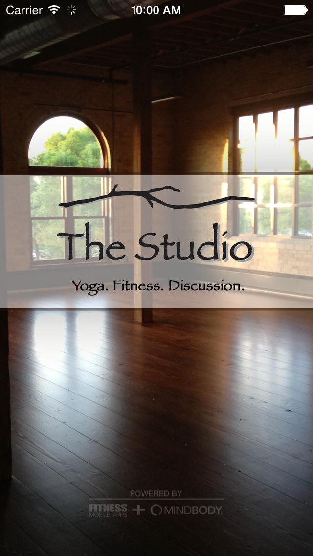 The Studio−Yoga screenshot #1