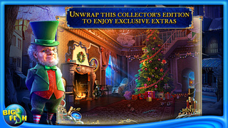 Christmas Stories: Hans Christian Andersen's Tin Soldier – The Best Holiday Hidden Objects Adventure Game screenshot 4