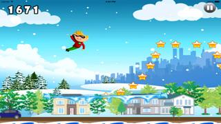 Steel Man Jump PRO screenshot 2