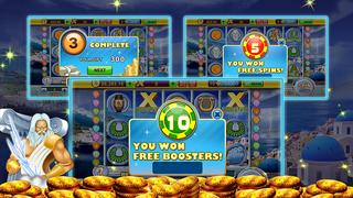 A Zeus Greek God High Roller Las Vegas Casino Slots Free screenshot 4
