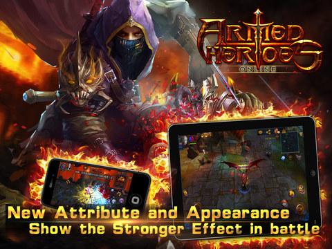 Armed Heroes BGI screenshot 7