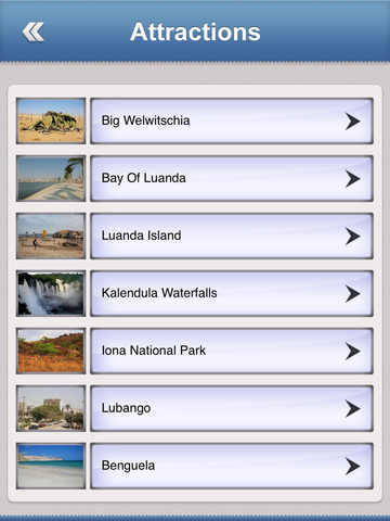 Angola Travel Guide screenshot 8