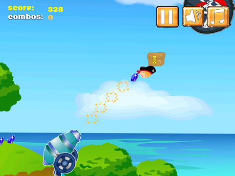 A Pirate Jump Diamond Chase Pro Game Full Version screenshot 6
