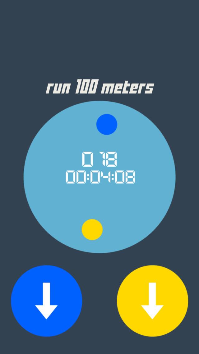 Battle Circle - Time Runner screenshot 3