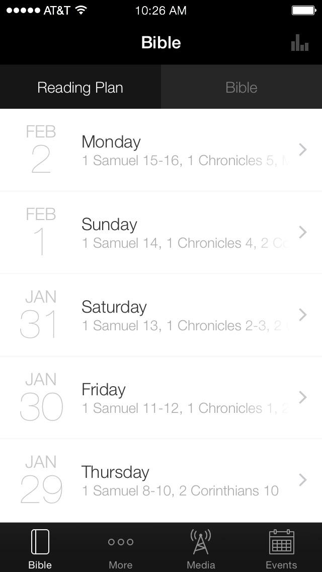 NCFF Church App screenshot 1