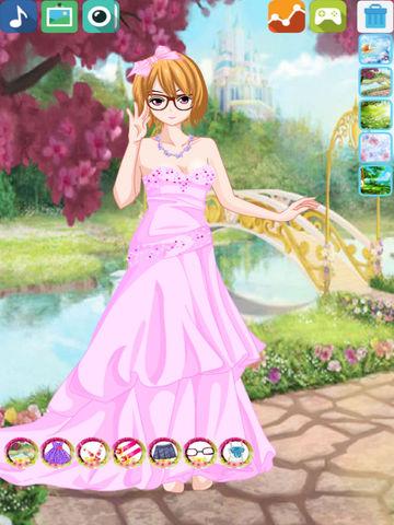 Hanayamata Dress screenshot 10