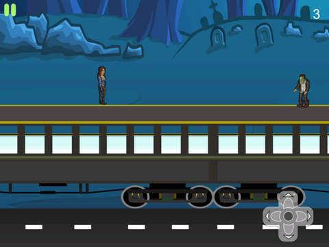 Amazing Girl Zombie Slayer - Best running and fighting game screenshot 6