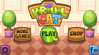 My Virtual Cat ~ Pet Kitty and Kittens Game for Kids, Boys and Girls screenshot #5