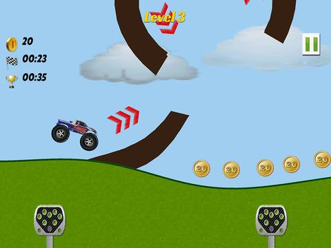 Crazy Monster Truck - Pro screenshot 5