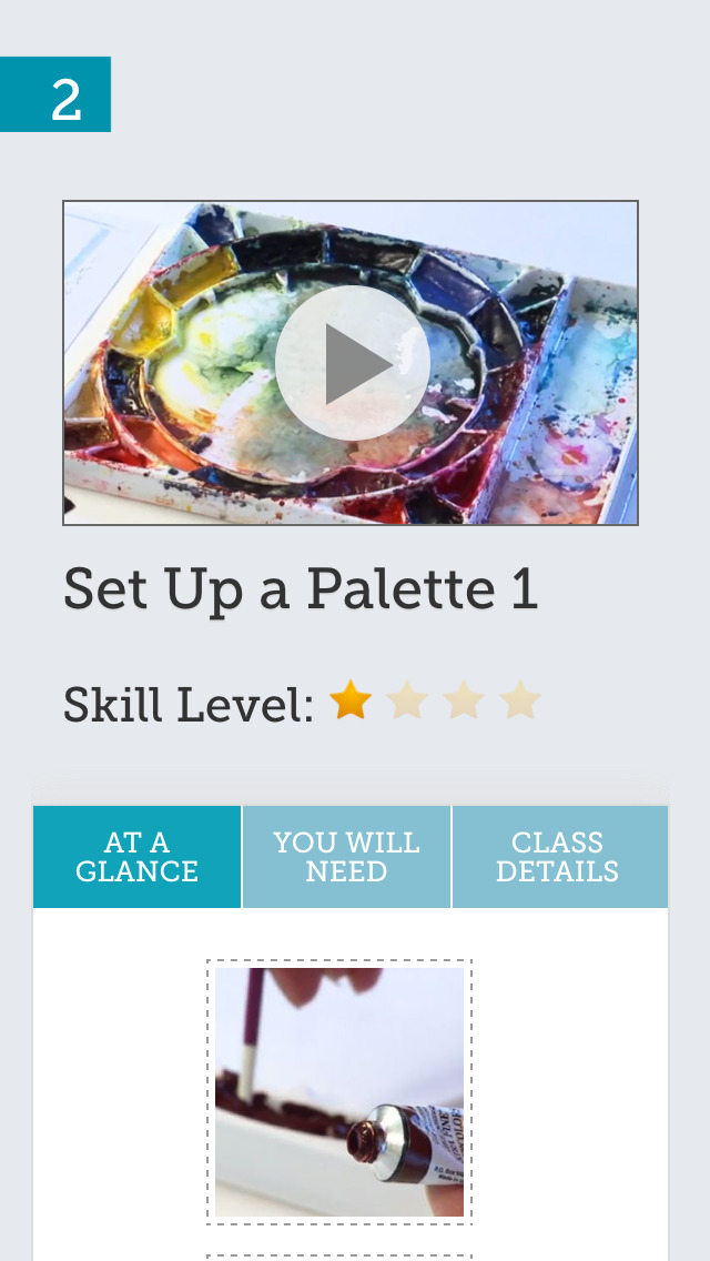 Watercolor painting for beginners screenshot 3