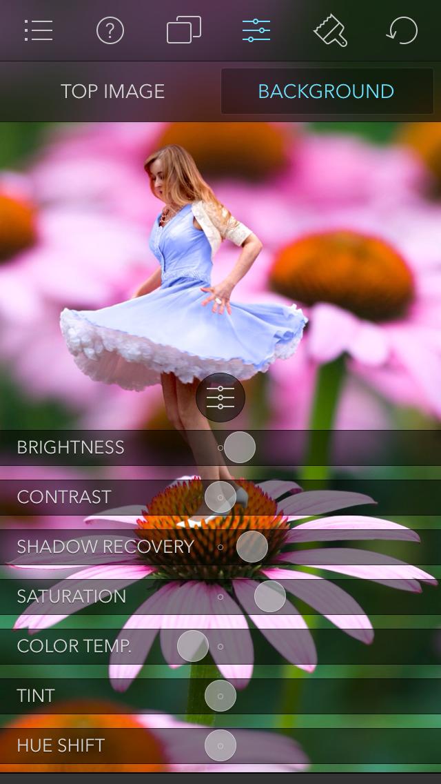 Juxtaposer: cut, combine, edit screenshot 3