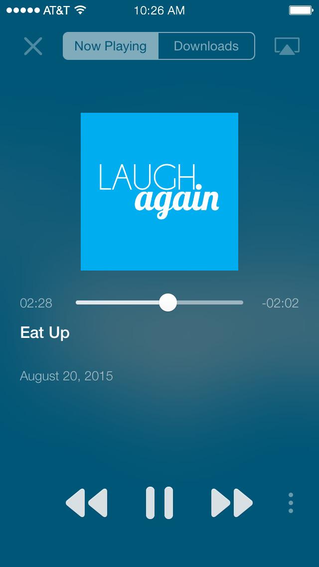 Laugh Again screenshot 3