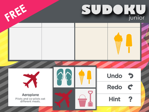 Sudoku Junior Free screenshot 6
