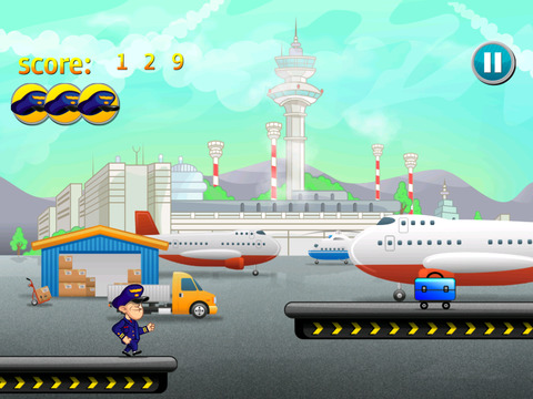 Airport Jet Run screenshot 3