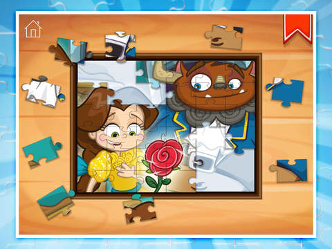 StoryToys Jigsaw Puzzle Collection screenshot 10
